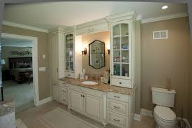 Custom Vanity  Bathroom Cabinetry Design Line Kitchens In Sea - Bathroom design nj