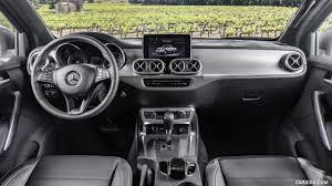 Mercedes Benz Interior Colors 2018 Mercedes Benz X Class Pickup Line Power Color Bering White