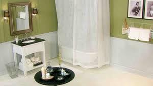 video bathroom makeover martha stewart
