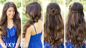 How To Do A Cute Hairstyle For Short Hair by Pictures On Simple Hairstyle To Do At Home Cute Hairstyles For