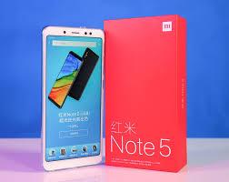 Xiaomi Redmi Note 5 Xiaomi Redmi Note 5 Pro 4g Lte 6gb 64gb Snapdragon 636 Smartphone