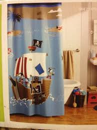 Kids Pirate Bathroom - top kids pirate shower curtain sites for the bathroom decor with