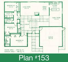 Single Family House Floor Plans by Floor Plans