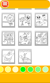 cartoon coloring book android apps on google play