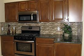 kitchen with tile backsplash brown glass tile backsplash design cheap brown tiles glass