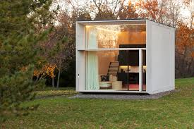 koda a small prefab home that mixes design and technology