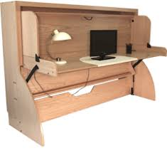 Desk Wall Bed Combo Studybed Desk And Bed Combination Deskbed