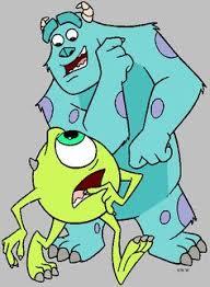 mike wazowski monsters