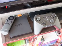 amazon fire tv and fire game controller hands on and first