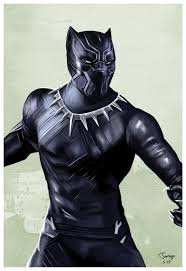 black panther marvel black panther tony santiago