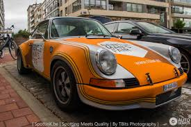 Porsche 911 Orange - porsche 911 carrera rsr 9 august 2016 autogespot