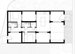 Rectangle House Floor Plans Gallery Of Quiet House Artelabo Architecture 20