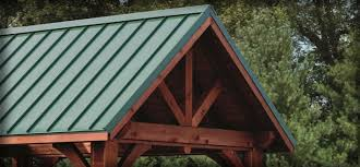 a frame roof shade mountain pavilion homeplace structures