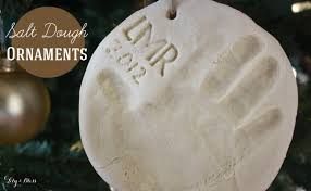 bliss salt dough ornaments or diy play dough