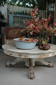 Rustic Outdoor Furniture by Best 25 Rustic Round Dining Table Ideas Only On Pinterest Round