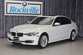 bmw 335i sedan 2014 used 2014 bmw 335i xdrive for sale rockville md