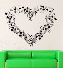 compare prices on music stickers sheets online shopping buy low wall decal sheet music love coolest room decor vinyl stickers art mural china