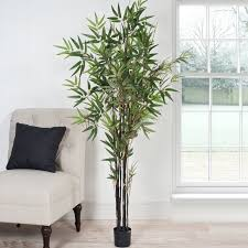 large artificial tree wayfair