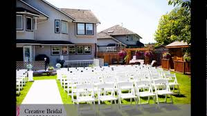backyard wedding ideas backyard wedding backyard wedding ideas backyard wedding