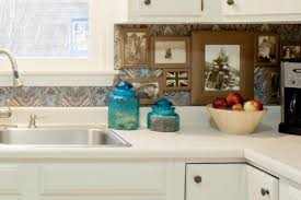 creative backsplash ideas for kitchens outstanding easy backsplash ideas 23 diy kitchen 13 2 home for