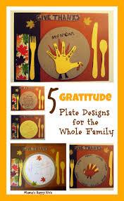 5 crafting gratitude turkey placemats mama u0027s happy hive