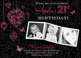 birthday invitations 21st images invitation design ideas