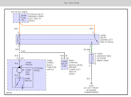 2000 chevy cavalier horn wiring 2000 wiring diagrams