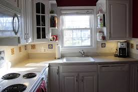 Galley Kitchen Makeovers - small galley kitchen with white cabinets home design ideas