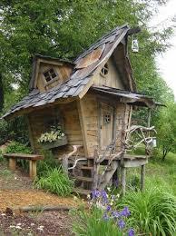 Fairy House Plans Cool Garden Sheds U2026 Pinteres U2026