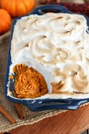 aquafaba marshmallow topped sweet potato casserole i vegan