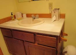 Best Paint For Laminate Kitchen Cabinets Painting Laminate Bathroom Cabinets With Contemporary Full Height