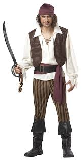 Family Guy Halloween Costumes by Amazon Com California Costumes Men U0027s Rogue Pirate Costume Clothing