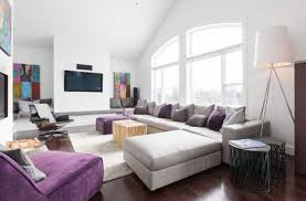 Shades Of Purple Paint For Bedrooms - modern interior design ideas decorating accents in purple color