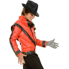 amazon com charades michael jackson thriller child costume toys
