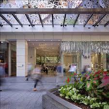 wintergarden brisbane queensland shopping mall e architect