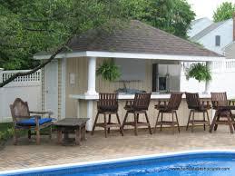 Cabana Plans With Bathroom Siesta Poolside Bars Pool Cabanas U0026 Bars Homestead Structures