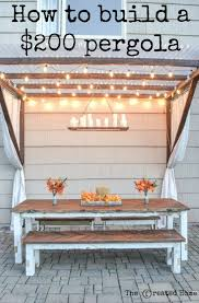 Rite Aid Home Design Double Awning Gazebo Best 25 Small Pergola Ideas On Pinterest Wooden Pergola