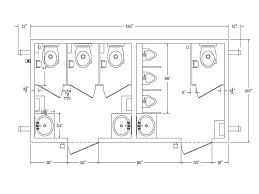 bathroom layout designs design 10 commercial bathroom layout designs and