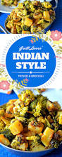 check out indian style potato and broccoli recipe ready in about