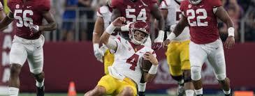 Michael Hutchings Usc Usc Suffers Historic Season Opening Defeat To Alabama Daily Trojan