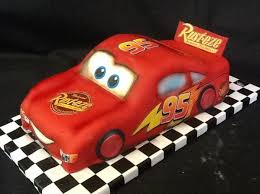 car cake disney cars cake
