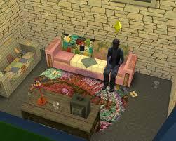 mod the sims cheap living living room set