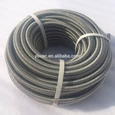 stainless steel bellows 1 2 u0027 flexible hoses for water system
