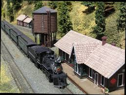 the northern pacific n scale railroad