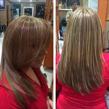 foil highlights for brown hair highlights