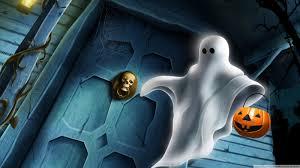 halloween background hd halloween ghost hd desktop wallpaper widescreen high