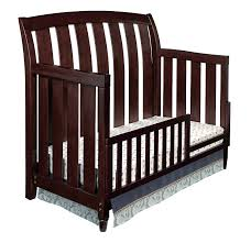cribs that convert amazon com westwood design brookline convertible crib with