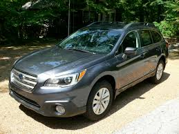 subaru outback carbide gray test drive outbacks rock on mountain roads times free press