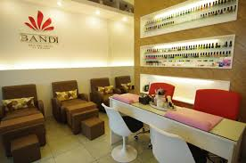 at bandi nail art salon jy square cebu this korean nail salon has