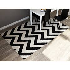 Black Striped Rug Black And White Rugs Uk Roselawnlutheran